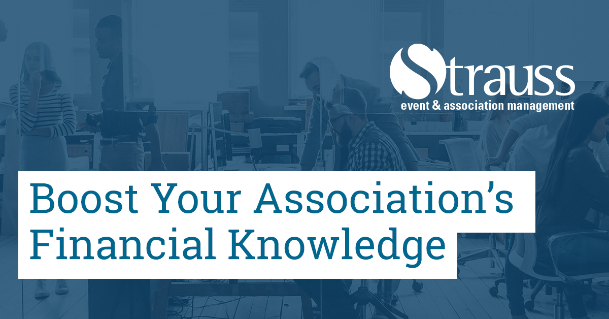 Boost Your Association's Financial Knowledge Facebook