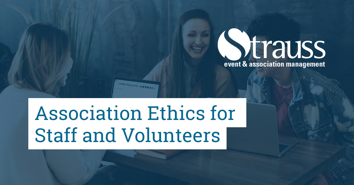 Association Ethics for Staff and Volunteers FB