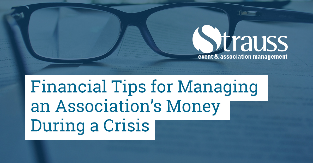 Financial Tips for Managing an Associations Money During a Crisis FB