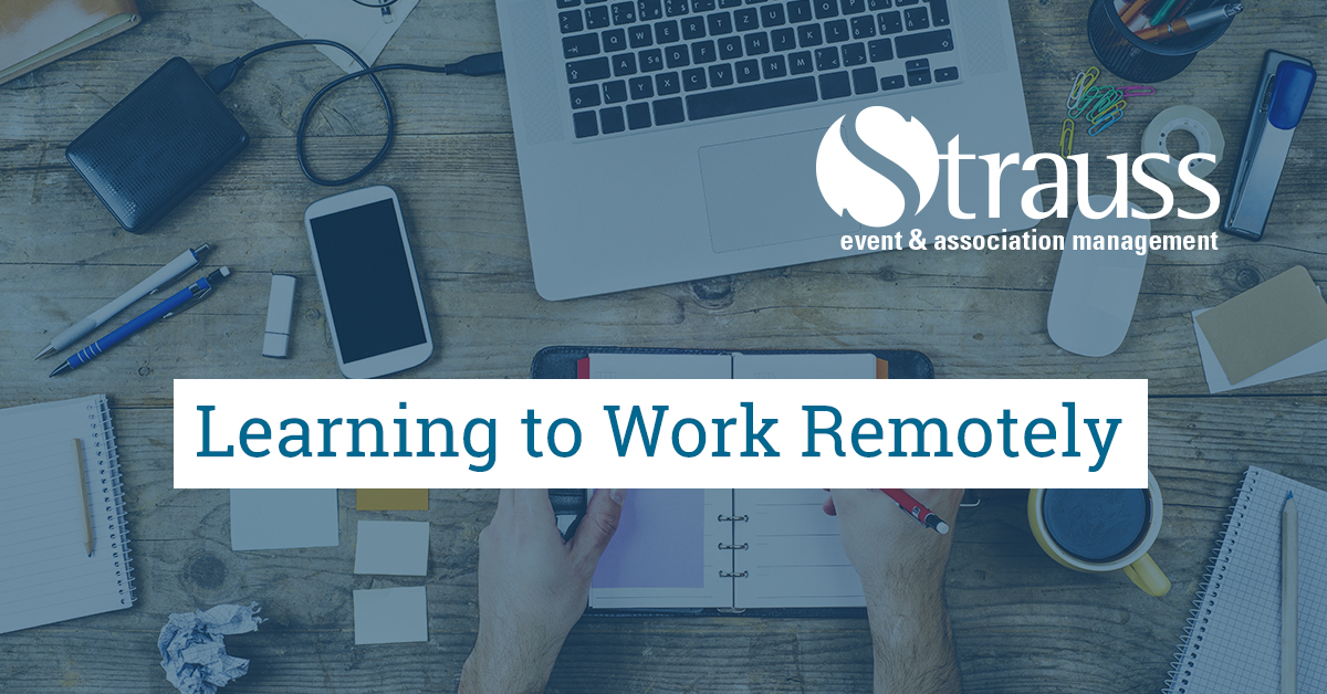 Learning to Work Remotely FB