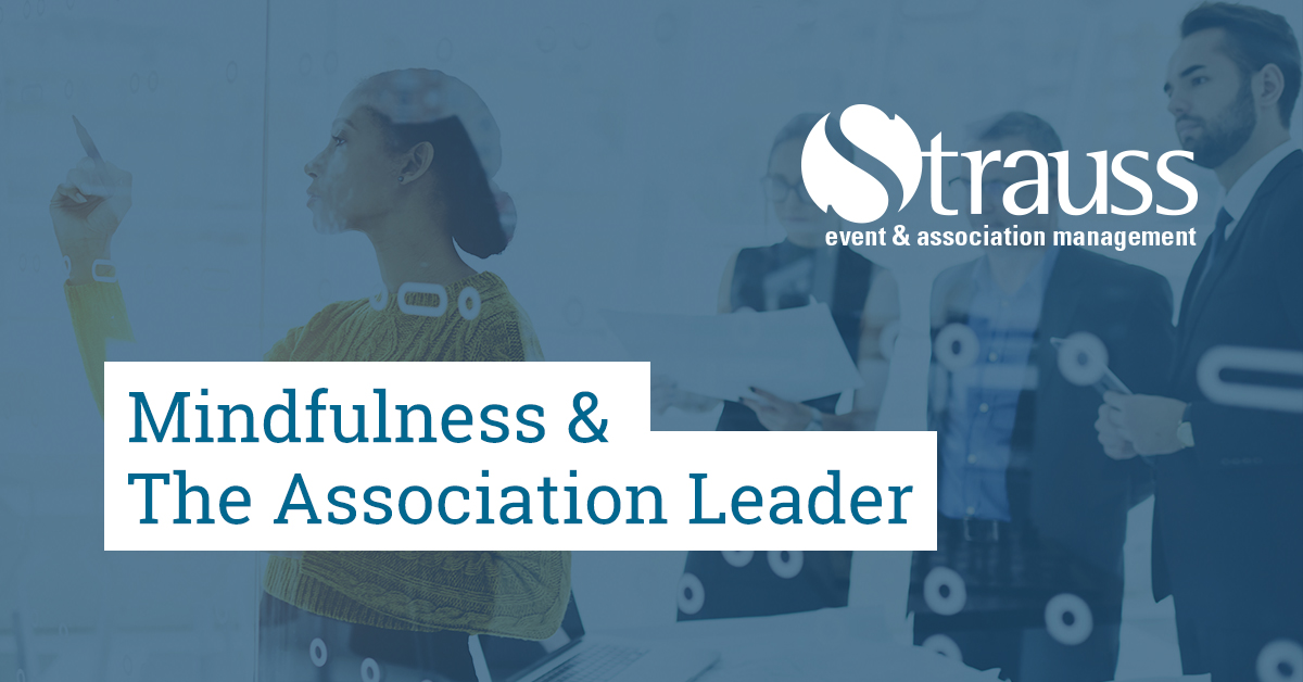 Mindfulness and The Association Leader FB