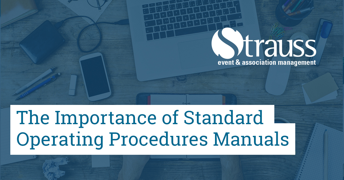 The Importance of Standard Operating Procedures Manuals Facebook