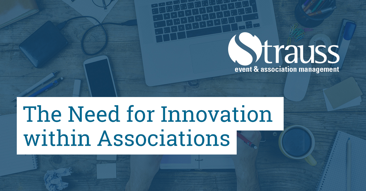 The Need for Innovation within Associations FB