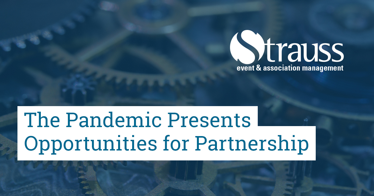 The Pandemic Presents Opportunities for Partnership