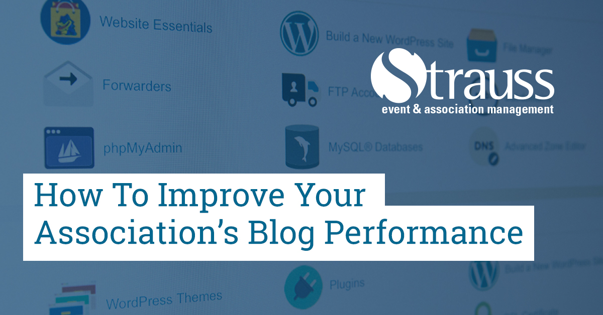 How To Improve Your Associations Blog Performance