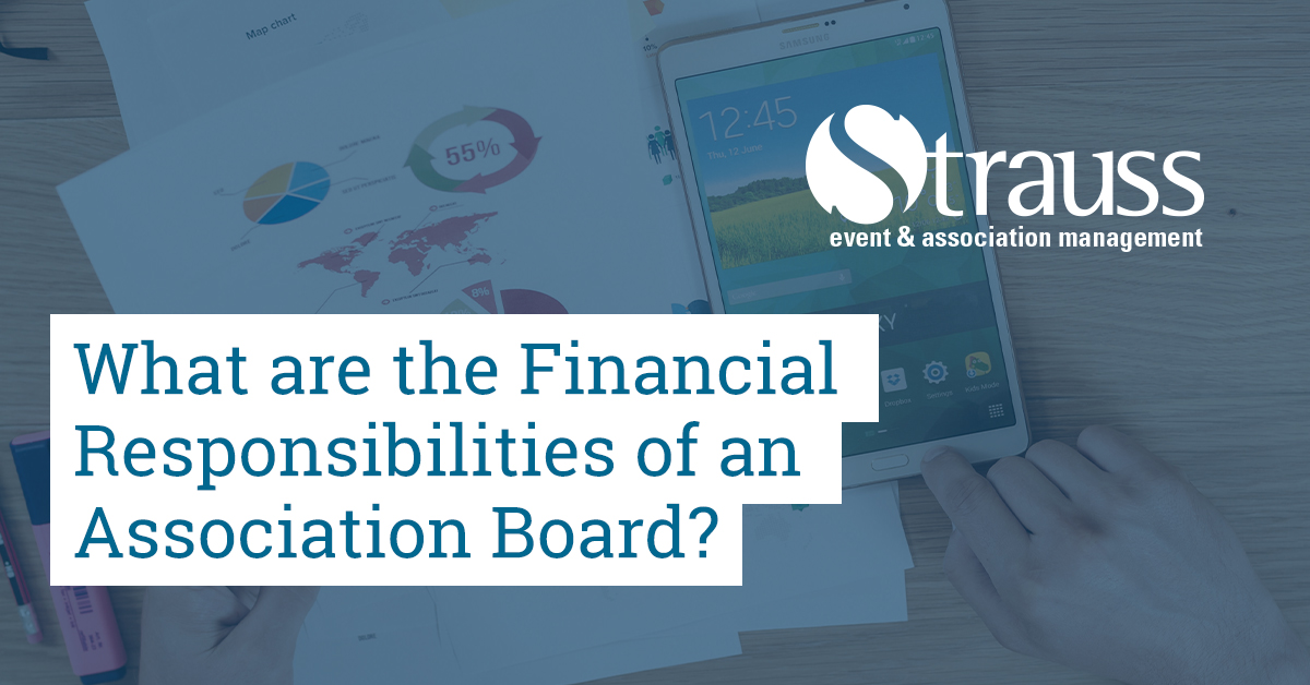 What are the Financial Responsibilities of an Association Board