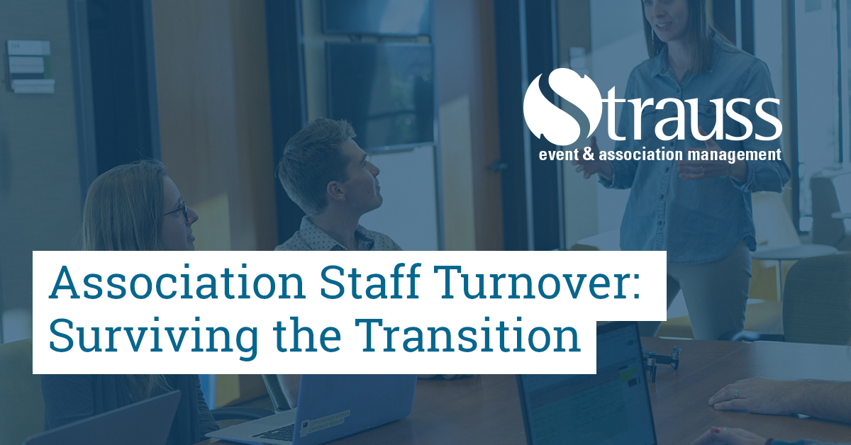 Association Staff Turnover Surviving the Transition